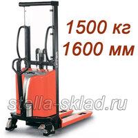 Штабелер электрический Noblelift SPM 1516