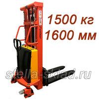 Штабелер электрический SPN 1516