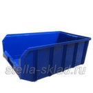 Пластиковый ящик V-4 синий