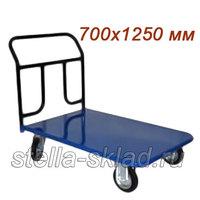 Тележка платформенная Стелла КП-450/200